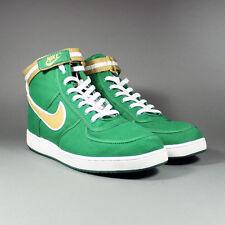 19034 Nike Vandal Hi Canvas Foliage/Jersey Gold-White 308852 371 2004 11.5