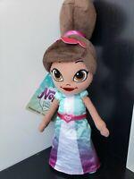 Nella the Princess Knight - Cuddle Plush Princess Doll Nickelodeon