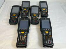 Lot 6 Motorola Zebra Mc9596-Kdaeac00100 Barcode Scanner WiFi Wm6.5 1Gb 1D/2D