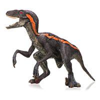 Velociraptor Figure Dinosaur BLUE Raptors Children Gift Toy Safe 15cm .# ☇