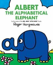 Albert The Alphabetical Elephant - Hargreaves, Roger - New Hardcover Book