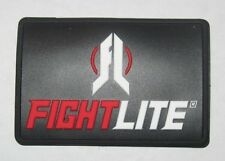FightLite FL Logo PVC Morale Patch Vinyl Hook Fight Lite Tactical NCR SCR Pistol