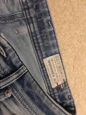Genuine Mens Diesel Rombee Jeans W28 L32 Skinny Fit