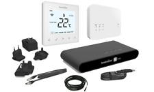 Heatmiser neoair thermostat kit glacier blanc neuf