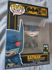 Figura Funko Pop Batman Red rain 1991 de DC Comics nuevo