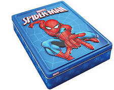 Marvel Spider-Man Happy Tin by Parragon Books Ltd (Mixed media product, 2014)
