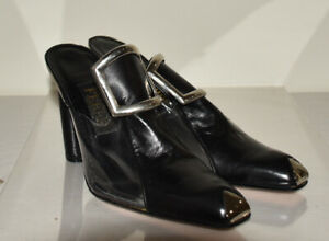 Gianfranco Ferre Heel made in Italy Size EU 36.5 Free Postage B3