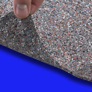 3mm Bautenschutzmatte PRO Gummigranulatmatte Antirutschmatte geruchsfrei Gummi