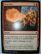 4X NM Heartfire War of the Spark MTG Magic The Gathering