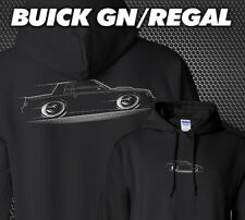 Hoodie Buick Grand National GN 1982 1983 1984 1985 1986 1987 T-Type Regal