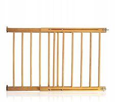 Bramka ochronna dla dzieci na schody 72-122 wys 76