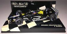 Minichamps F1 Minardi European PS01 2001 Fernando Alonso 1/43
