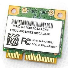 Atheros AR5B97 802.11b/g/n PCI-E Half mini wireless wifi wlan Card AR9287