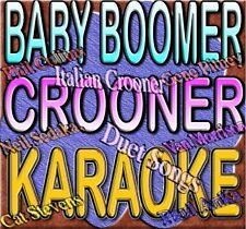 KARAOKE / BABY BOOMERS / CROONERS Backstage 10 CDG LOT
