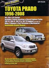 NEW WORKSHOP REPAIR MANUAL TOYOTA PRADO 1996-2008