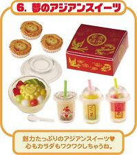 Re-ment Dollhouse Japan Have A Bite Ice Cream Sweet Snacks Rare rement No 6