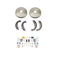 Rear Brake Drums, Shoes & Hardware Kit Brembo / Enduro For: Toyota Corolla Prius