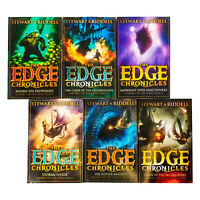 Edge Chronicles 6 Books Collection Set Level 1 to 6 - NEW