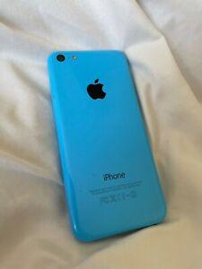 Unlocked Apple iPhone 5c - 8GB - Blue (Sprint) A1456(CDMA + GSM)