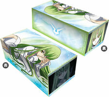 Code Geass Lelouch of the Rebellion C.C. Character Neo Storage Box w/Dividers