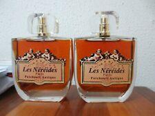 2 pezzi da 100 ml di les nereides patchouly antique prezzo speciale vintage!!!!!
