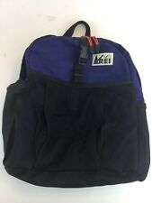 """REI  Backpack Small Daypack Kids' Blue Back Pack Book Bag 16"""""""