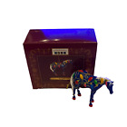 Trail Painted Ponies Tangled Christmas Ornament Horses