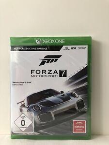 Forza Motorsport 7 - Xbox One - NEU&OVP! Versiegelt!