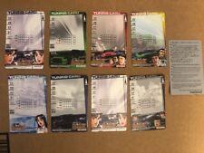 9 Genuine NAMCO Maximum Tune 3 DX / DX+ - Brand New Tuning Cards