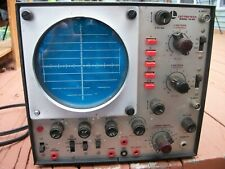 Vintage Electronics Lectrotech To 60 Oscilloscope Voltage Tester