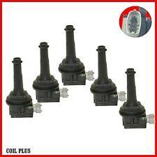 5 x Ignition Coil Volvo C30 C70 S40 S60 S80 V50 V70 2.0L 2.5L Ford Focus Mondeo