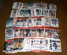 400 WINNEPEG JETS ASSORTED HOCKEY CARDS