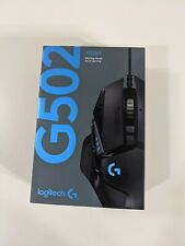 Logitech G502 HERO Wired Optical High Performance Gaming Mouse with RGB Lighting