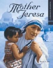 Mother Teresa (Woa) (Women of Achievement)-ExLibrary