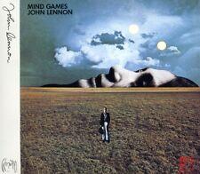 JOHN LENNON MIND GAMES REMASTERED DIGIPAK CD NEW
