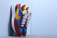 Authentic Sacai x Nike LVD Waffle Daybreak Running Trainers Shoes