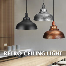 Vintage Pendant Light Ratro Lamp Industrial Ceiling Lighting Hanging
