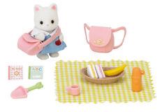 5103 Sylvanian Families Baby & Child Theme Nursery Picnic Set Age 3+