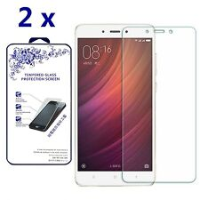2-pack for XIAOMI REDMI Note 4 Ballistic Tempered Glass Screen Protector 9h