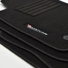 Velours SportLine Fußmatten für Audi A4 B5 8D Avant Kombi ab Bj.1994 - 12/1999