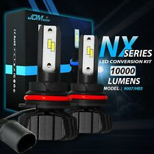 JDM ASTAR 2x 60W 9007/HB5 LED Headlamp High Low Beam Kit Bulbs 6K White  6500LM