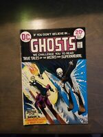 Ghost #20 VF DC Comics 1973 DC Ghosts