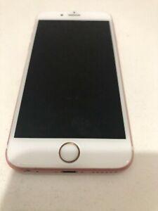 Apple iPhone 6s  -64GB - Oro Rosa LIBRE , DESBLOQUEADO l128