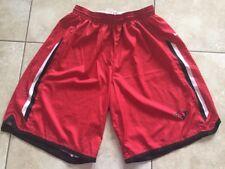 Nike Men's St Louis Cardinal Red 100% Polyester Shorts Size XXL (2XL)