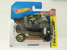 HOT WHEELS 2015 THE HAULINATOR  Diecast Car Mint New Back Gate Extends Out!