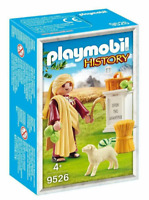 Playmobil History Demeter griechischer Gott 9526 Neu & OVP Sonderfigur MISB PCC