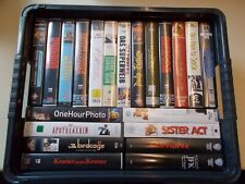 21 VHS-Filme, Sammlung,  verschiedene Genres, #V-85