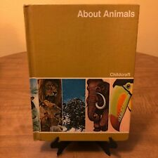 CHILDCRAFT: The How and Why Library Volume 5 (1976, Hardcover) * ABOUT ANIMALS *