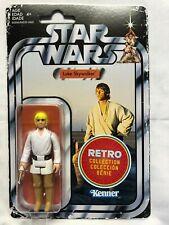 Star Wars Retro Collection 2019 Episode Iv: A New Hope Luke Skywalker Figure