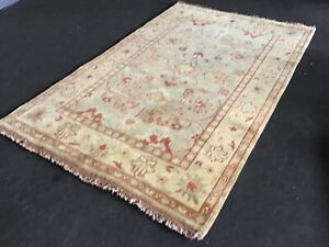 TAJ AGRA, 8' X 5', BRAND NEW,  HAND-KNOTTED, THICK, WOOL RUG...FREE DELIVERY.